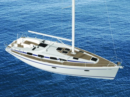 Bavaria 40 Cruiser Bigger Cabin To Waterline Space Ratio Boosts Antigua ...